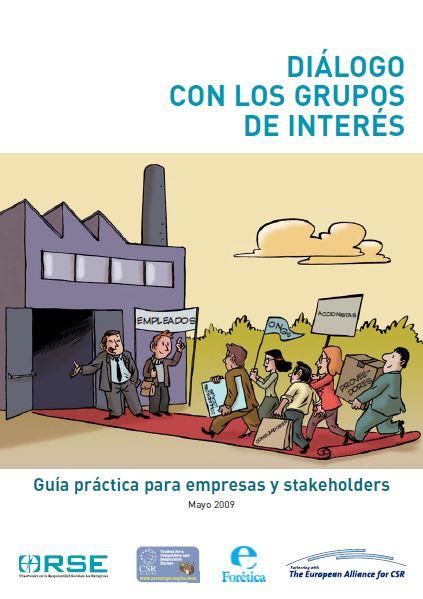 Cuaderno Forética 14. Diálogo Grupos de Interés