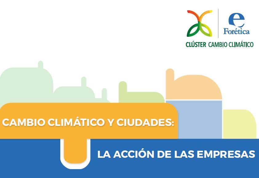 Portada Cambio Climático y Ciudades