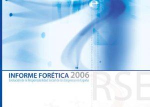 Informe Forética 2006