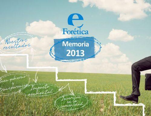 Memoria Forética 2013