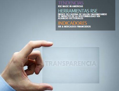 Rsearch 5 El valor de la transparencia (2012)