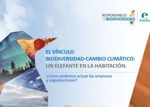 Portada El vínculo biodiversidad-cambio climático