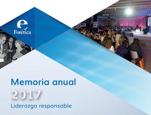 Memoria Forética 2017