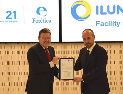 ILUNION Facility Services obtiene el certificado SGE 21 de Forética en gestión ética y socialmente responsable