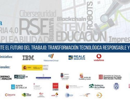 Forética analiza en Barcelona las principales tendencias sobre transformación tecnológica responsable y empleabilidad joven
