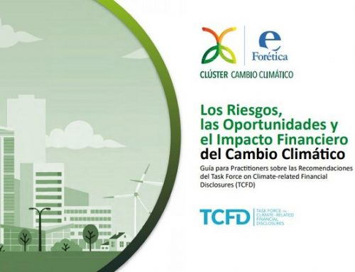 Los Riesgos, las Oportunidades y el Impacto Financiero del Cambio Climático (2018)