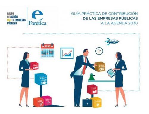 Guía Práctica de Contribución de Empresas Públicas a la Agenda 2030 (2018)