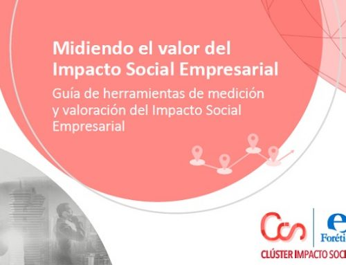 Midiendo el valor del impacto social empresarial (2018)