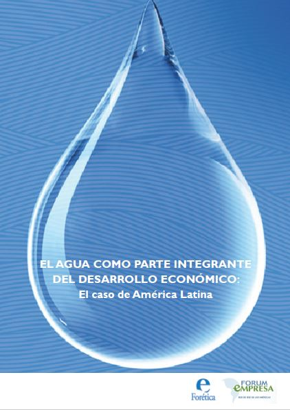 Cuaderno Forética 16. Agua Latinoamérica