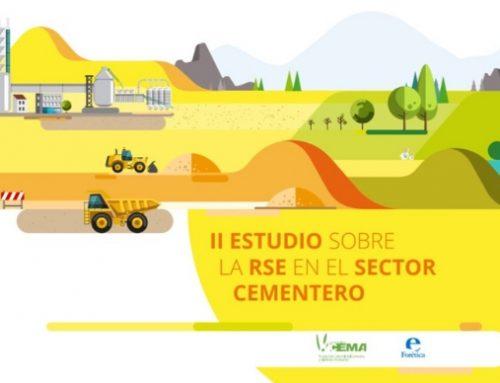 Estudio sobre la RSE en el sector cementero (2018)