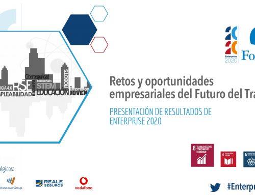 Forética presenta 50 soluciones empresariales al reto del Futuro del Trabajo