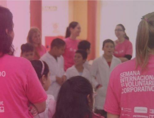 Forética lanza la convocatoria para participar en la IX Semana Internacional del Voluntariado Corporativo