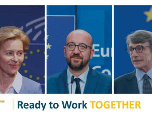 Es hora de actuar – Grupo de CEOs listos para trabajar con nuevos líderes de la UE para una Europa sostenible en 2030