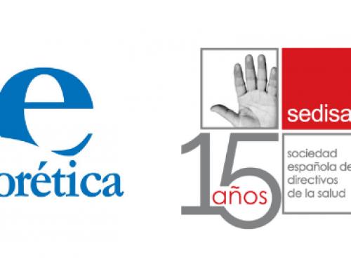 Forética y la Sociedad Española de Directivos de la Salud firman un convenio para potenciar la difusión de la responsabilidad social