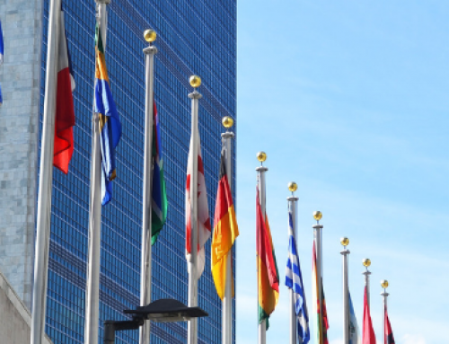 Nos vemos en Nueva York: Liderazgo y alianzas para el Desarrollo Sostenible