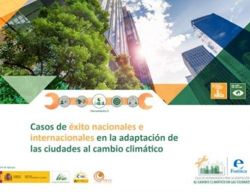 Casos de éxito nacionales e internacionales en la adaptación de las ciudades al cambio climático