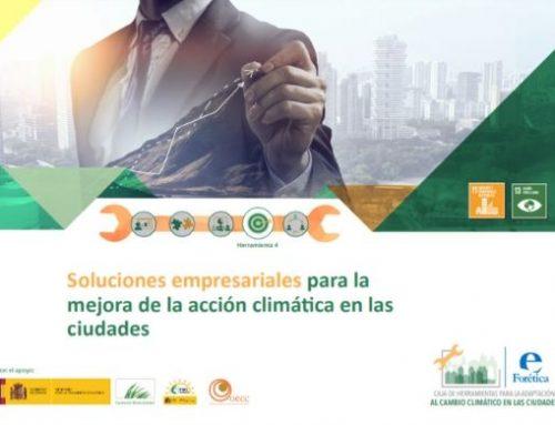 Soluciones empresariales para la mejora de la acción climática en las ciudades