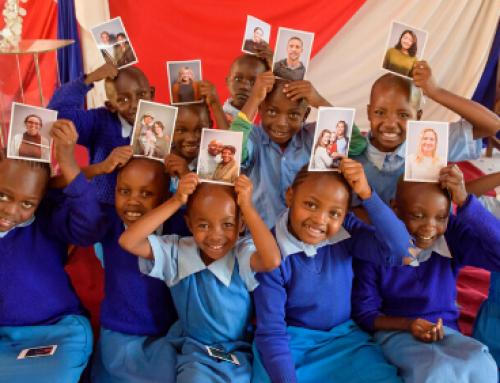 World Vision revoluciona la historia del apadrinamiento dando el poder a los niños y niñas de elegir a sus padrinos