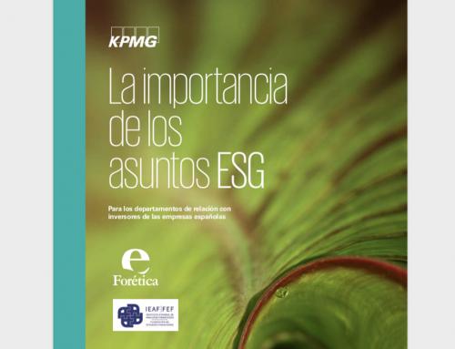La Importancia de los Asuntos ESG