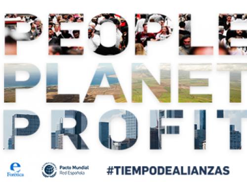 PEOPLE: la primera sesión de #TiempodeAlianzas coloca a las personas en el centro del futuro del trabajo