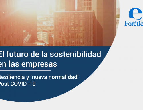 Futuro de la sostenibilidad en las empresas. Vulnerabilidades y repercusiones de COVID 19