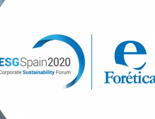 ESG Spain 2020 – Corporate Sustainability Forum. Aumentar la ambición y acelerar la acción, palancas para asegurar una recuperación sostenible