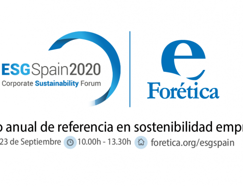 S.M. el Rey Felipe VI preside el Comité de Honor de 'ESG Spain 2020: Corporate Sustainability Forum'