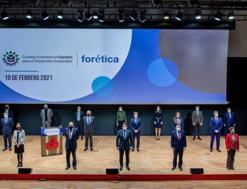 Un total de 25 Presidentes y CEOs de grandes empresas constituyen el Consejo Empresarial Español para el Desarrollo Sostenible