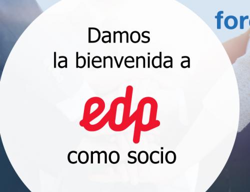 EDP España se adhiere a Forética