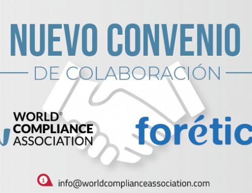Forética y la World Compliance Association firman un convenio de colaboración