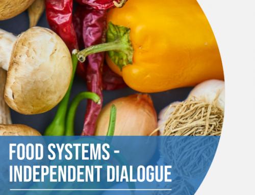 Food Systems Independent Dialogue. Transformación de los sistemas agroalimentarios