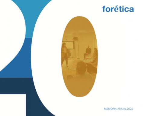 Memoria Forética 2020