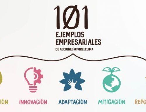 Reconocimiento al esfuerzo empresarial: 101 ejemplos de acciones #porelclima